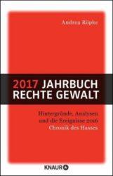 Jahrbuch rechte Gewalt 2017